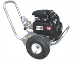 Cold Water Pressure Washer Gas Engine Direct Drive,  2.5 GPM, 2700psi GC190 Honda Engine with AR RMV-a/Int UL Pump
